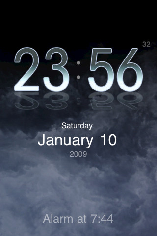 cuteclock screenshot