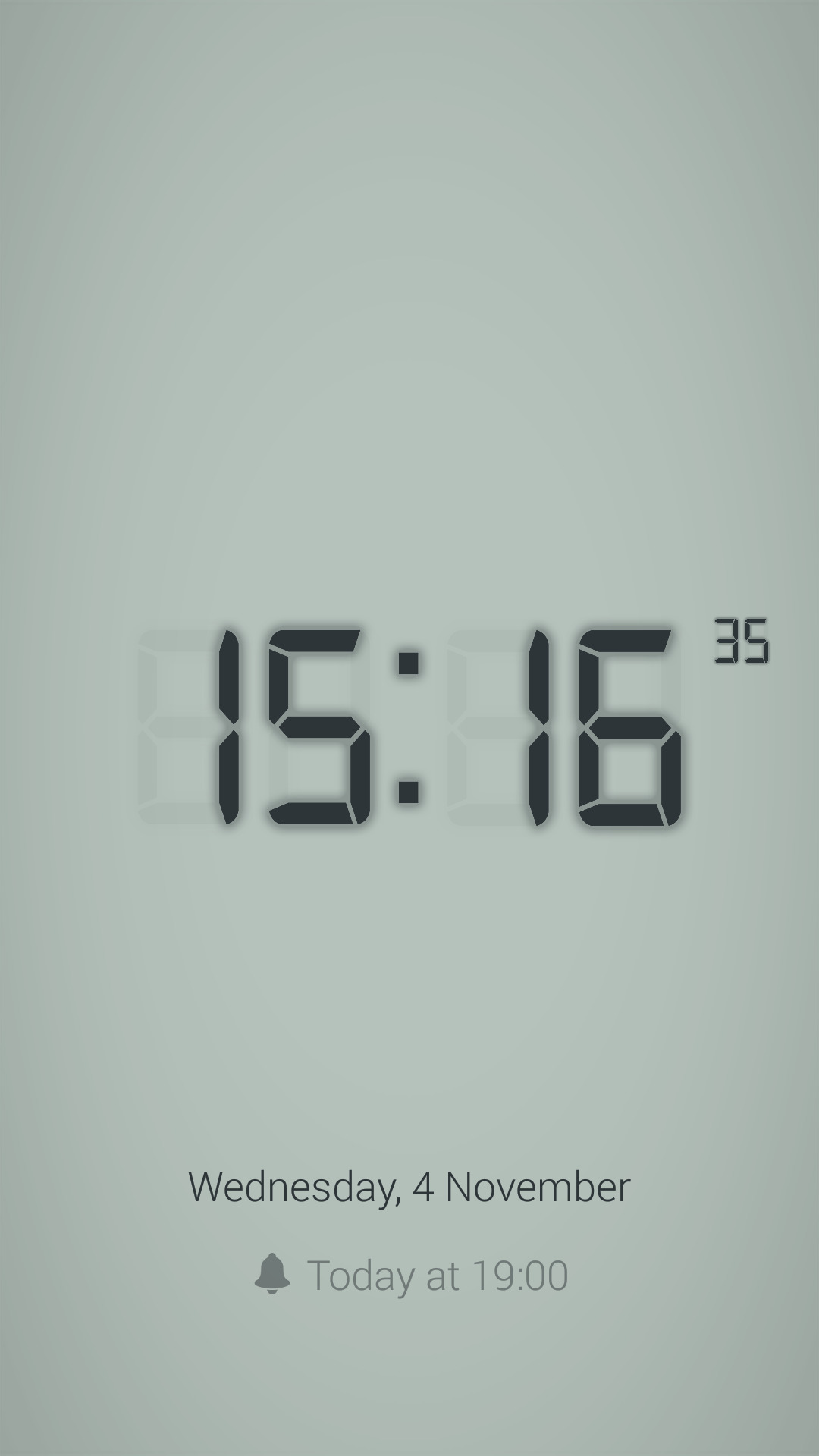 Alarm Clock XL screenshot
