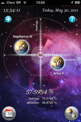 astrolove screenshot