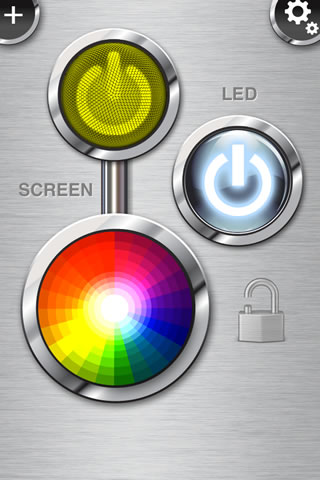 led flashlight HD screenshot
